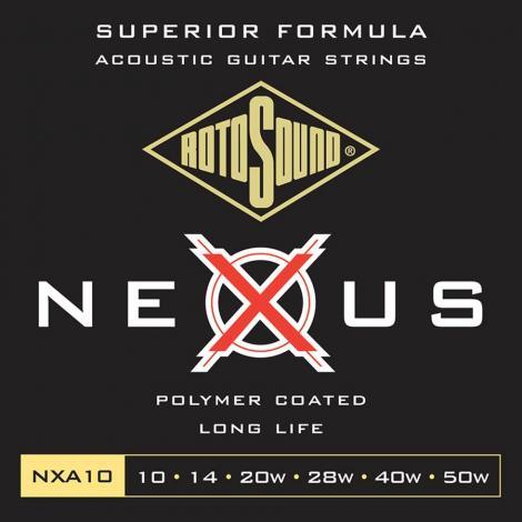 Rotosound SB10 Super Bronze 10-50 Extra Light